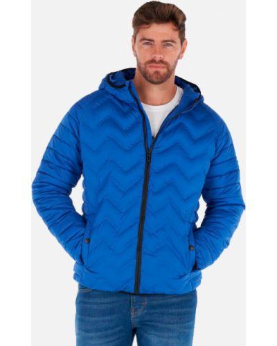 Хлопковая джинсовая куртка - синяя Lee Cooper