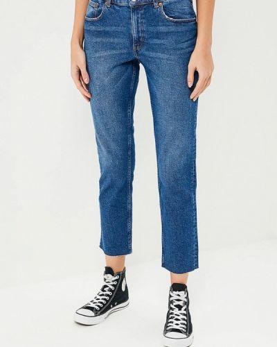 Синие джинсы-скинни Cheap Monday