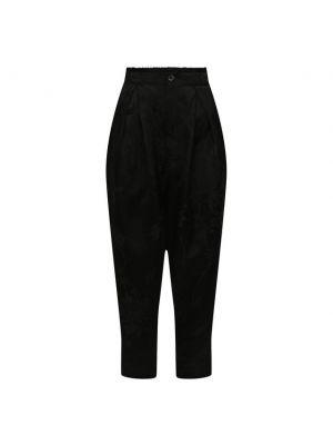 Льняные брюки Uma Wang