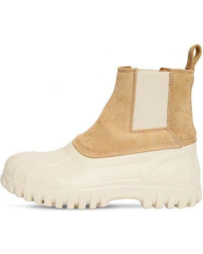 Ankle boots zamszowe Diemme