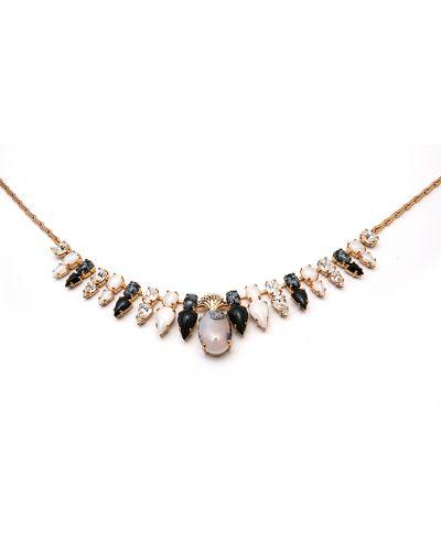 Ожерелье с камнями Amaro