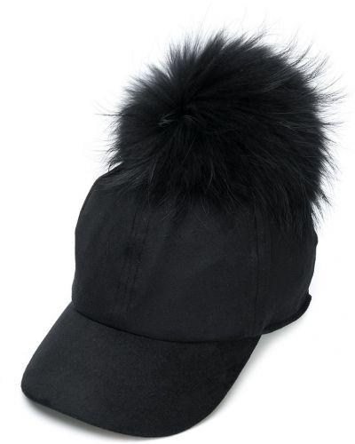 Черная шапка Catya Kids