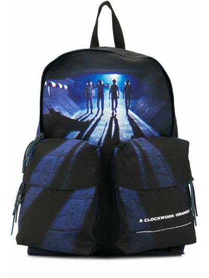 Niebieski plecak z siateczką Undercover