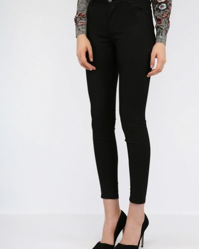Зауженные джинсы - черные Mosaic