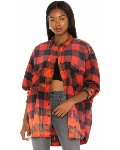 Фланелевая рубашка Nsf