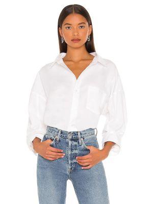 Джинсовая рубашка - белая Citizens Of Humanity