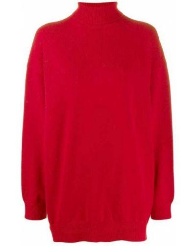 Z kaszmiru sweter Balenciaga