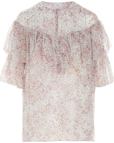 Różowa koszula Giambattista Valli
