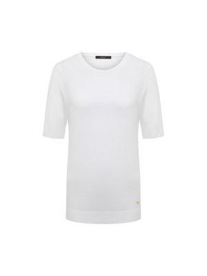 Хлопковая футболка - белая Windsor