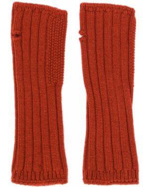 Rękawiczki czerwony Holland & Holland