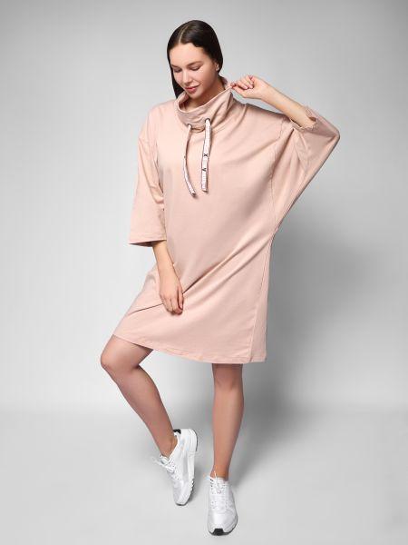 Платье рубашка - розовое Armani Exchange
