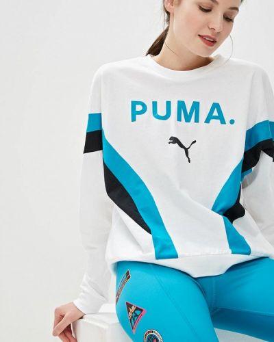 Толстовка белая Puma