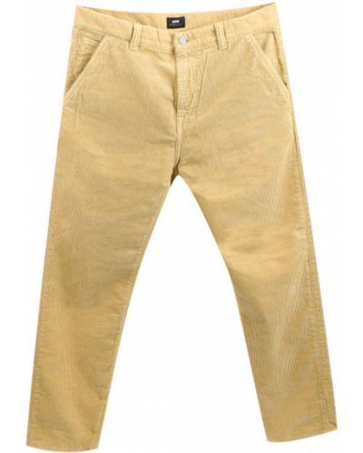 Beżowe spodnie Edwin