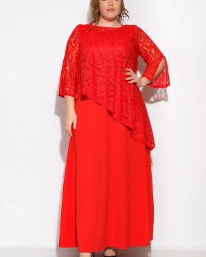 Приталенное вечернее платье Time Of Style