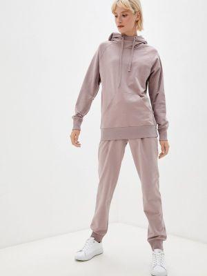 Розовый зимний спортивный костюм Ko'msi