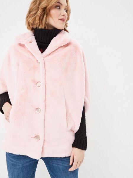 Шуба - розовая Ovelli