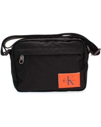 Czarna torba sportowa Calvin Klein