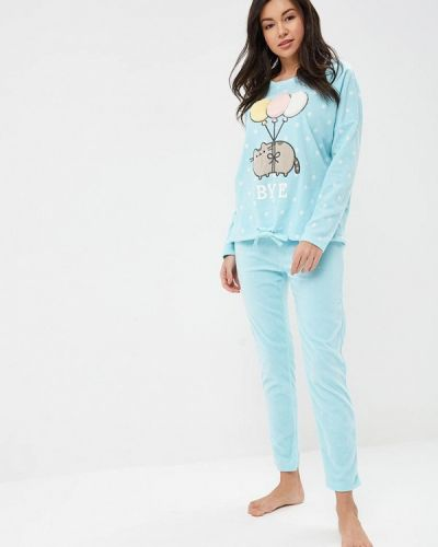 Пижама голубой Women'secret