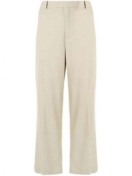 Зауженные укороченные брюки с карманами свободного кроя Giambattista Valli