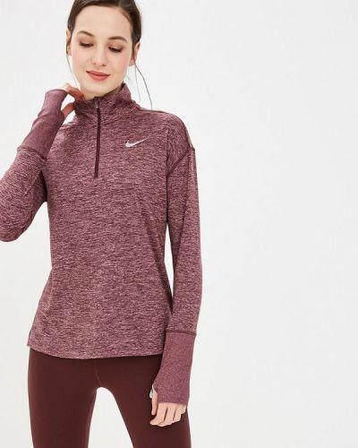 Фиолетовое поло спортивное Nike