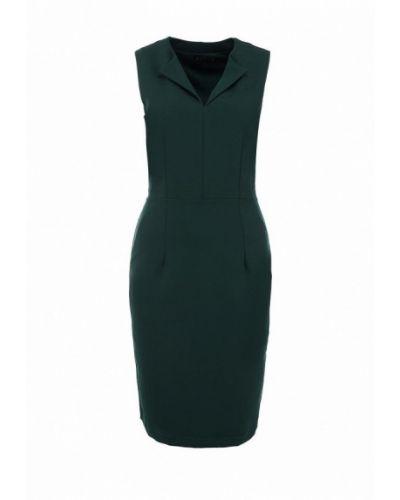 Зеленое платье миди Catch