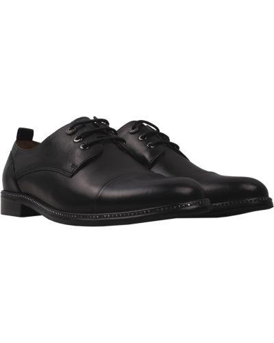Кожаные туфли - черные Anemone