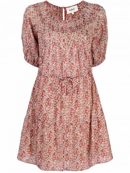 Платье мини короткое Ba&sh