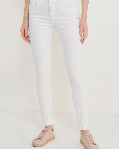 Белые джинсы-скинни Levi's®