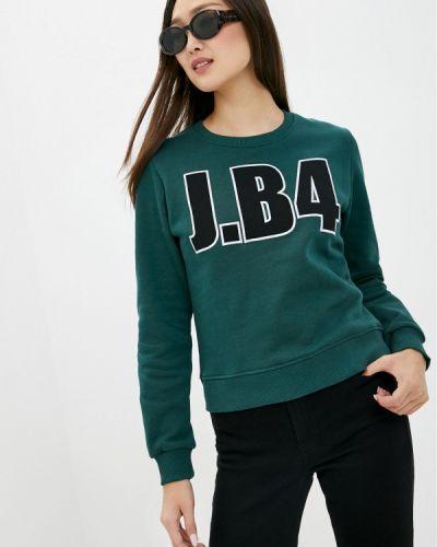 Зеленый свитшот J.b4