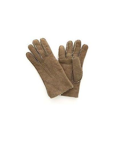 Кожаные перчатки зимние повседневный Sermoneta