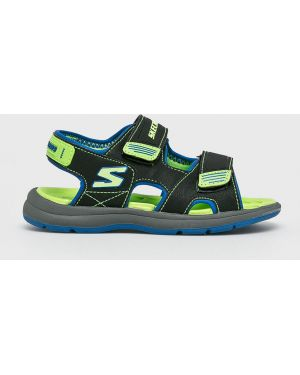 Шлепанцы черный для обуви Skechers