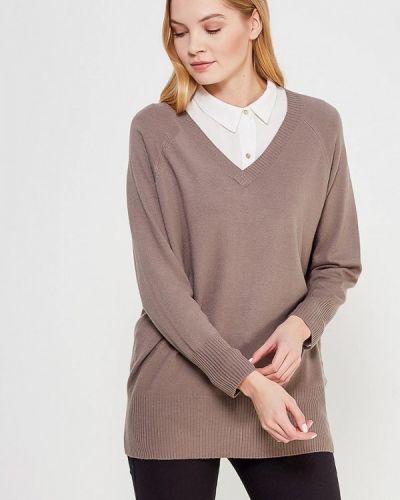 Коричневый пуловер Delicate Love