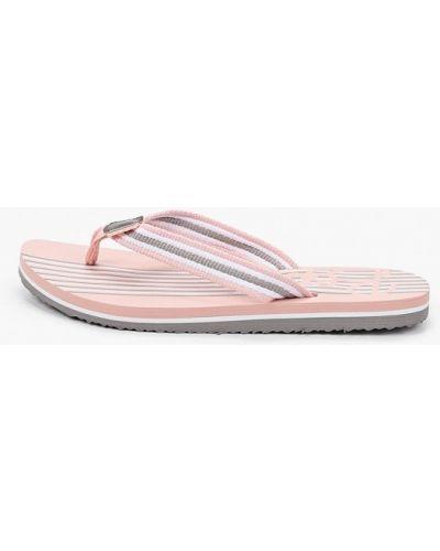 Розовые пляжные шлепанцы Beppi