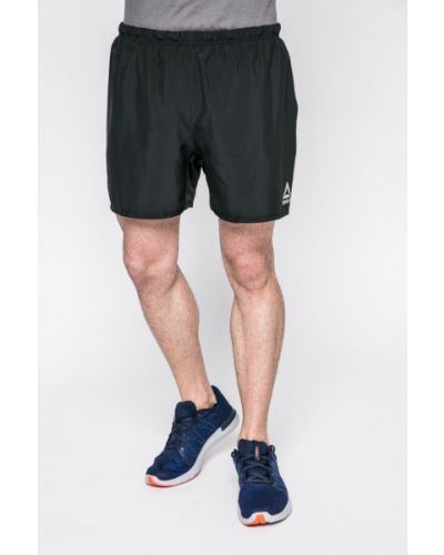 Спортивные шорты прямые на резинке Reebok