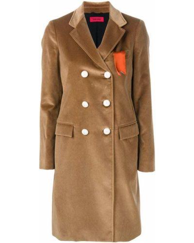 Пальто с капюшоном The Gigi