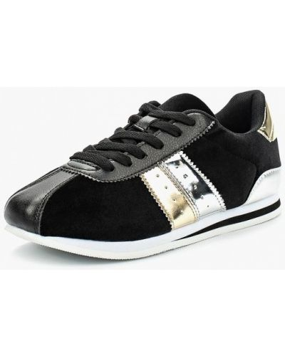 Черные кроссовки Befree