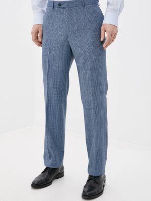Синие классические брюки Btc