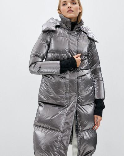 Серебряная куртка Duno
