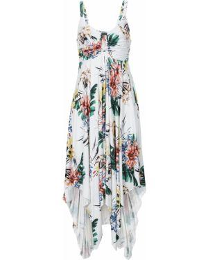 Летнее платье со складками Bonprix