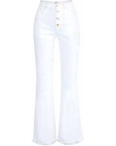 Расклешенные джинсы на пуговицах с карманами Sonia Rykiel