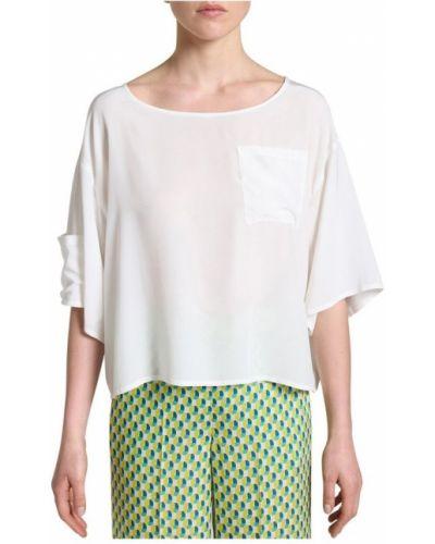 Biała t-shirt Maliparmi