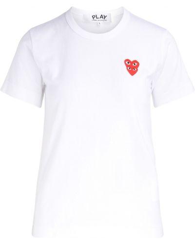 T-shirt Comme Des Garcons Play