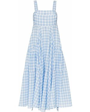 Sukienka bez rękawów biznes niebieski Lee Mathews