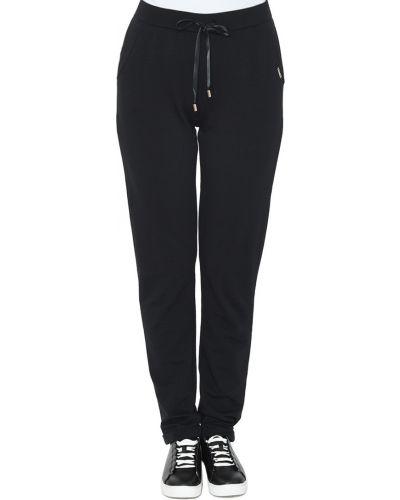 Спортивные брюки черные весенний Liu Jo
