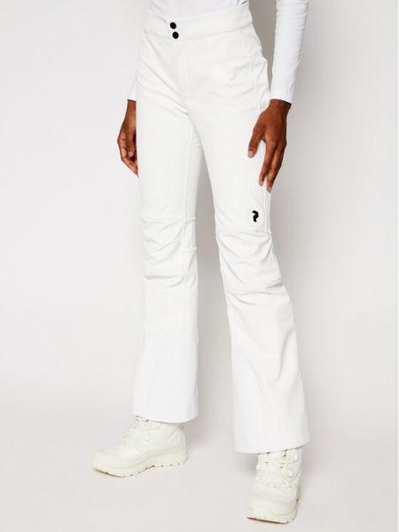 Spodnie - białe Peak Performance