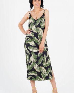 Платье на бретелях платье-сарафан Ajour