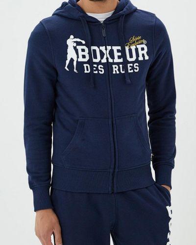 Синяя толстовка Boxeur Des Rues