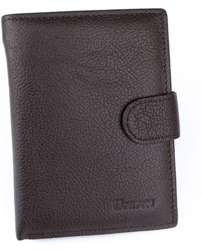 Кожаный кошелек - коричневый Horton
