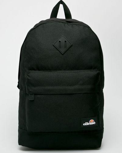 Черный рюкзак с отделениями Ellesse