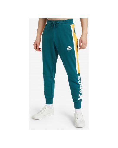 Трикотажные брюки - желтые Kappa